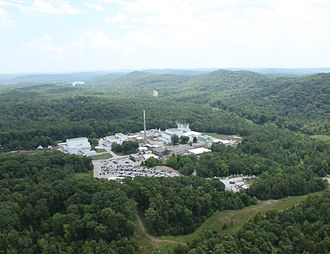 High Flux Isotope Reactor - HFIR In the Oak Ridge Countryside