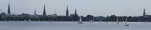 Hamburg Hauptkirchen