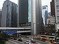 HK 干諾道中 46 Connaught Road Central 恆生銀行總行大廈 Hang Seng Bank Headquarters April-2012.JPG