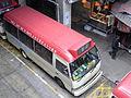 HK Kwun Tong Road 觀塘道 Yue Wah Mansion Minibus Stop 小巴站 near Yue Man Square 02.JPG