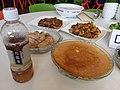 HK PFL 薄扶林水塘道 PFL Reservoir Road 香港傷健協會賽馬會傷健營 HKJC PHAB Association Jockey Club PHAB Camp Canteen food lunch meals steamed egg September 2019 SSG 03.jpg