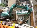 HK STT Woo Hop Street Work Site Machine Logistics 2.JPG