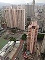 HK Yuen Long 順豐大廈 Shun Fung Building view 鳳庭苑 Fung Ting Court n 益發大廈 Yik Fat Building 鳳攸北街11-15 Fung Yau Street North Kui Fat.JPG