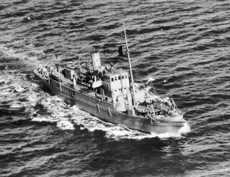 HMS Tuscarora FL20328