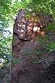 Haberkornscher Porphyrbruch - Rochlitzer Berg - Geotop - Sachsen.jpg