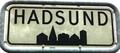 Hadsund city sign.png