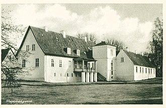 Hagestedgaard - Image: Hagestedgaard vintage photo
