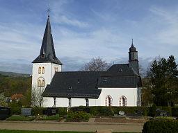 Hahnstätten Evangelische Pfarrkirche St. Nikolaus