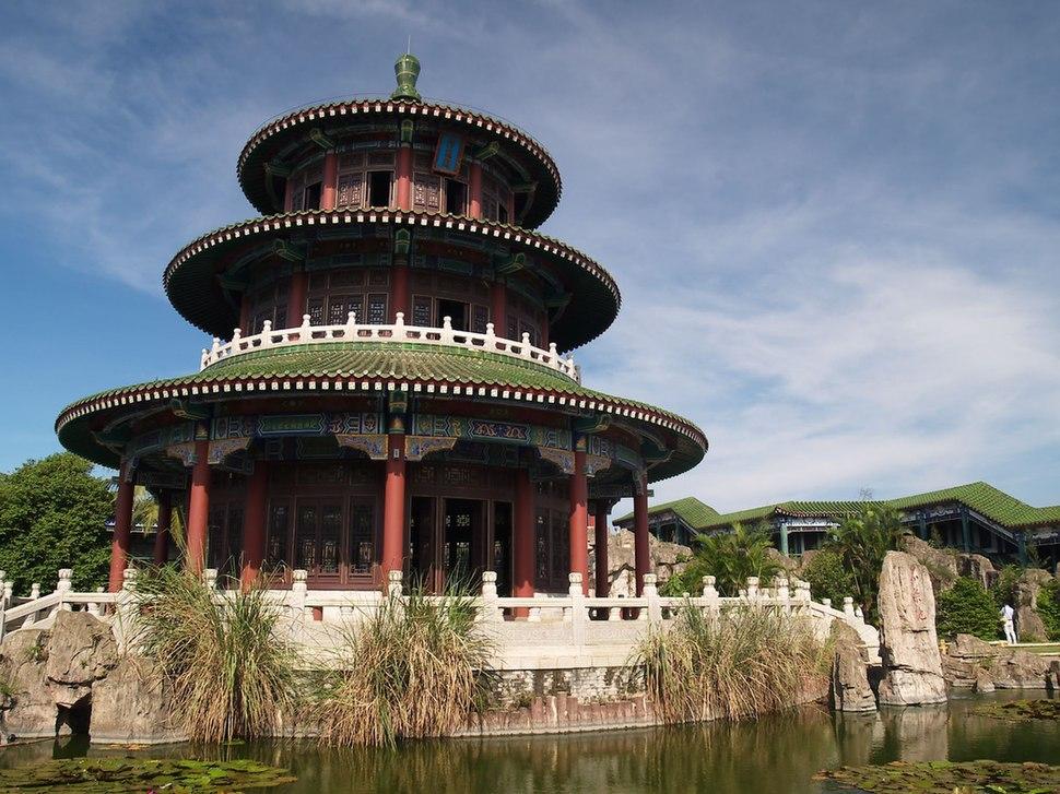Hai Rui tomb 01