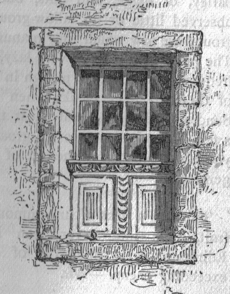 Half Glazed Window 17th Century