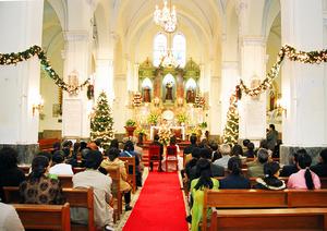 Hàm Long Church - Image: Ham Long Church