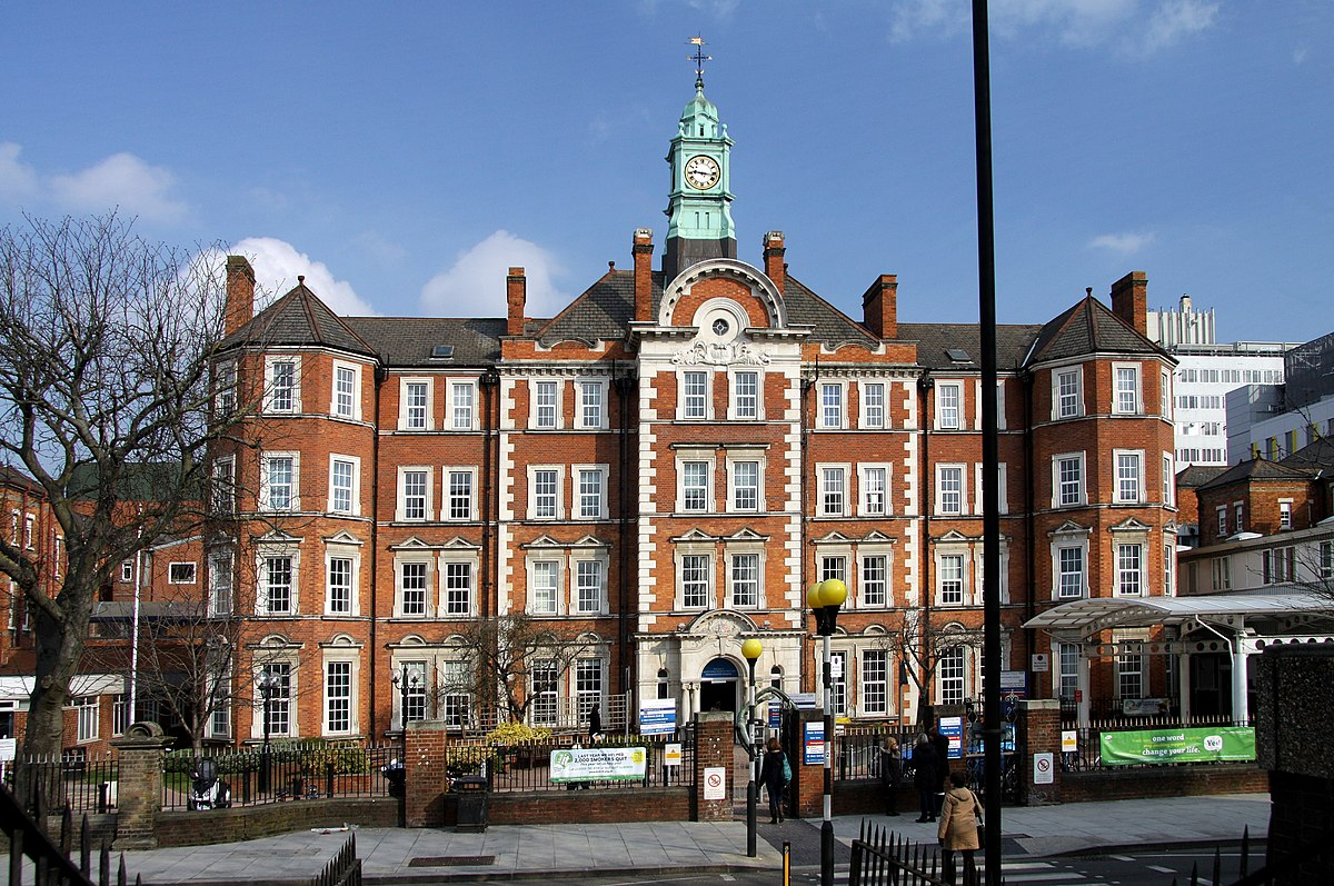 Old London Hospital Building