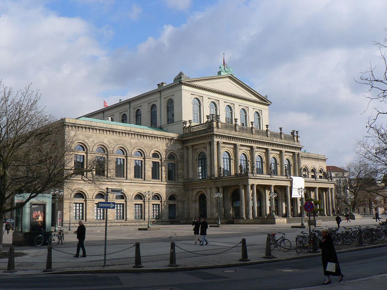 Hannoveraner Opernhaus