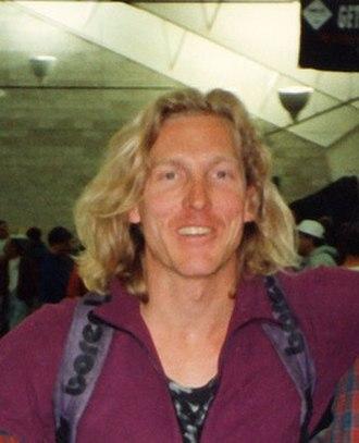 Hans Florine - Florine in 1995