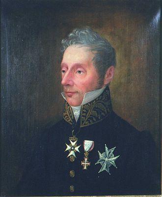 Hans Hagerup Falbe - Hans Hagerup Falbe
