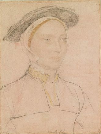 Sir Thomas Parr - Image: Hans Holbein the Younger An unidentified woman RL 12256
