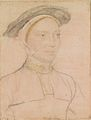 Hans Holbein the Younger - An unidentified woman RL 12256.jpg