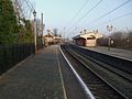 Hanwell station slow platforms look east.JPG