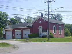 Harpersfield Township's former government building