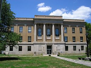 Harrison County, Indiana - Image: Harrison county indiana courthouse