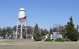 Hartman, Colorado Statutory Town in Colorado, United States