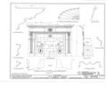 Harvey House, 72-74 McDonald Street, Nanticoke, Luzerne County, PA HABS PA,40-NANTW,1- (sheet 14 of 17).png