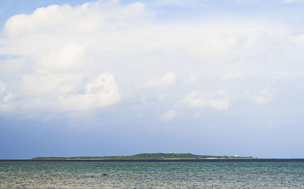 Hatomajima from iriomote