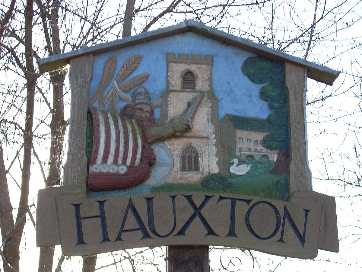 Hauxton Wikipedia