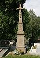 Havířov, Bludovice, kříž na hřbitově u kostela sv. Markéty (1).JPG
