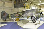 Hawker Tempest II 'PR536 - OQ-H' (17347322555).jpg