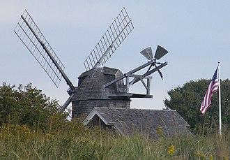 Hayground Windmill - Image: Hayground windmill