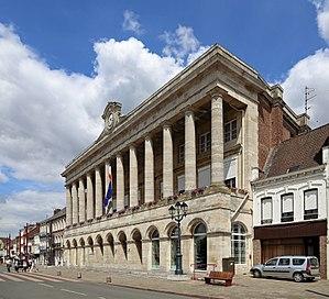 Hazebrouck - Town hall