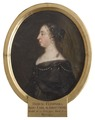 Hedvig Eleonora, 1636-1715, prinsessa av Holstein-Gottorp, drottning av Sverige - Nationalmuseum - 15932.tif