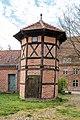 Heiligengrabe, Kloster Stift zum Heiligengrabe, Taubenturm -- 2017 -- 0131.jpg