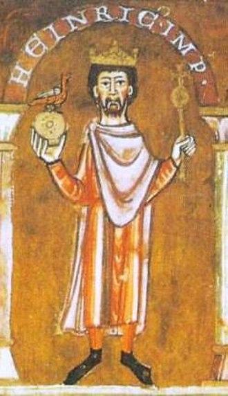 Lutici - Henry IV