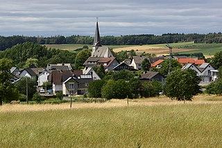 Helferskirchen Place in Rhineland-Palatinate, Germany