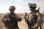 Helmand 2013, Twentynine Palms regiment leads during time of transition 130214-M-YH552-159.jpg