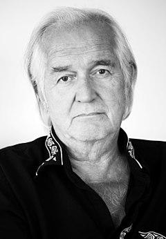 Henning Mankell 2013.