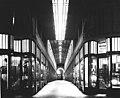 Henri Snyers, le Passage Lemonnier, l'entrée rue Vinâve, Liège, 1934.jpg