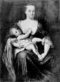 Henriette Amalie of Anhalt-Dessau and her daughter Henriette of Nassau-Dietz.png