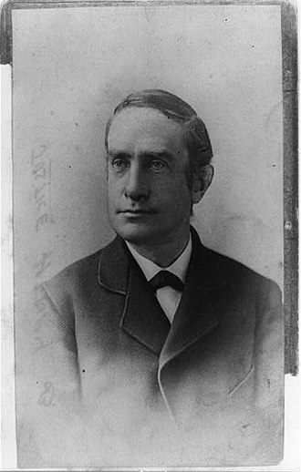 Henry Billings Brown - Brown at about the time of his nomination to the US District Court for the Eastern District of Michigan