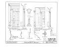 Henry Crocheron House, 1502 Wilson Street, Bastrop, Bastrop County, TX HABS TEX,11-BAST,3- (sheet 7 of 8).png