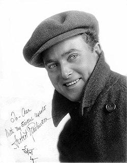 Herbert Rawlinson English actor