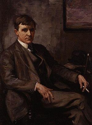 Bert Thomas - Portrait (undated, artist unknown)