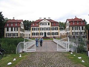 Simon Louis du Ry - Hüffe castle