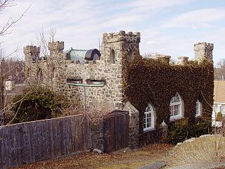 Herreshoff Castle Private residence in Massachusetts, U.S.