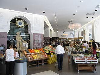 Billa (supermarket) - Billa Flagship-Store in Vienna