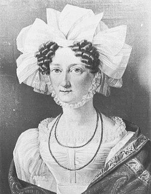 Princess Louise Caroline of Hesse-Kassel