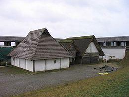 Case Di Mattoni Di Fango : Heuneburg wikipedia