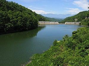 Chikuhoku, Nagano - Higashijo Reservoir